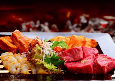 Van-Raemdonck---Barbequevuur---scampi-vlees